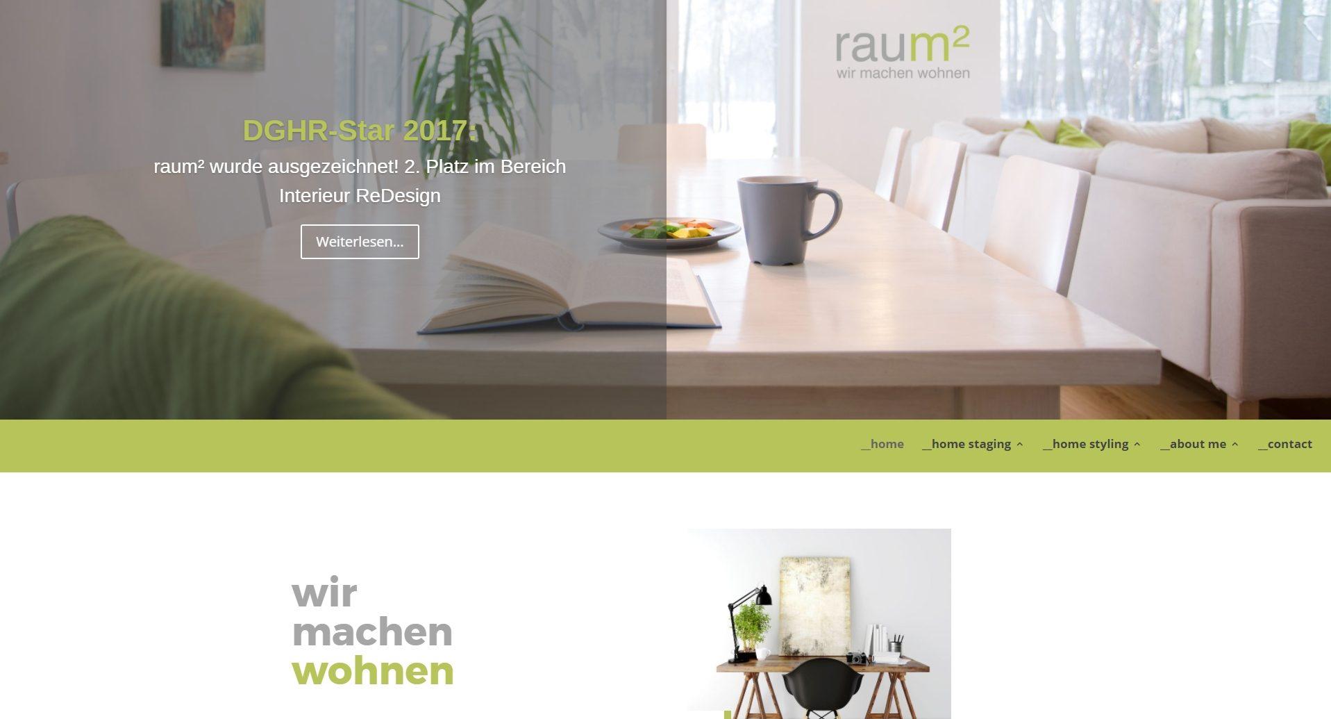 Home Staging   raum² - wir machen wohnen