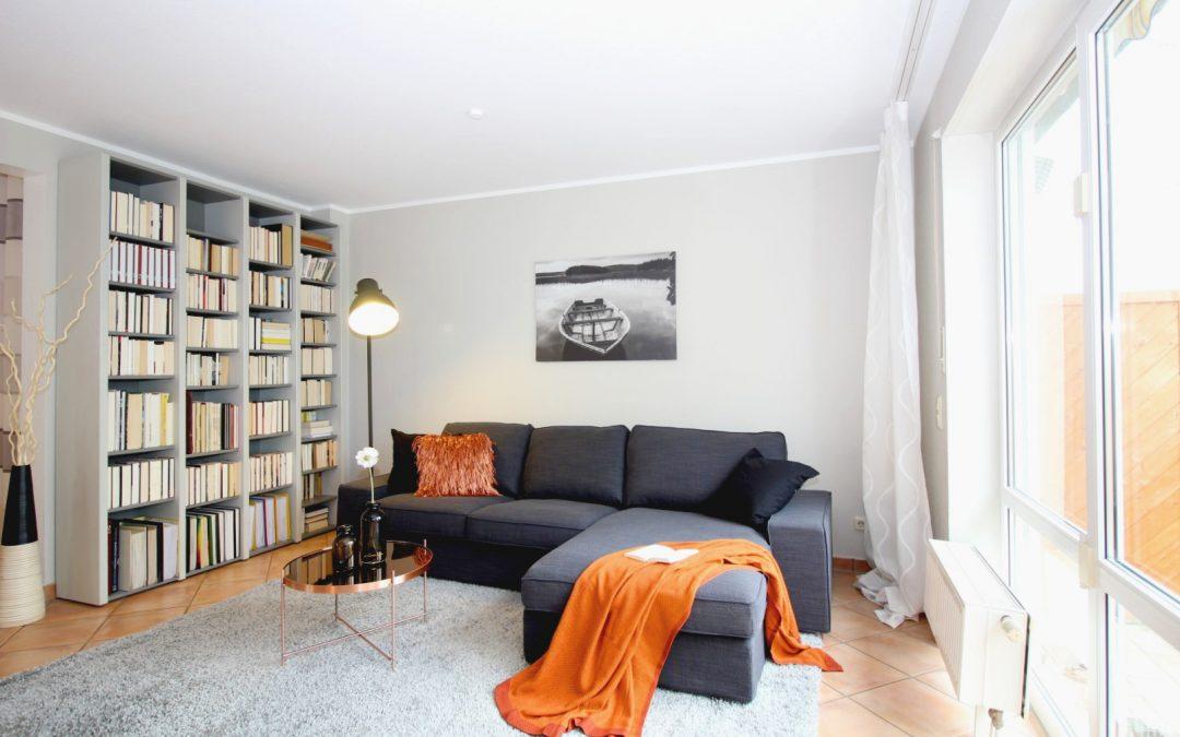 Home Staging einer bewohnten Immobilie in Wetter