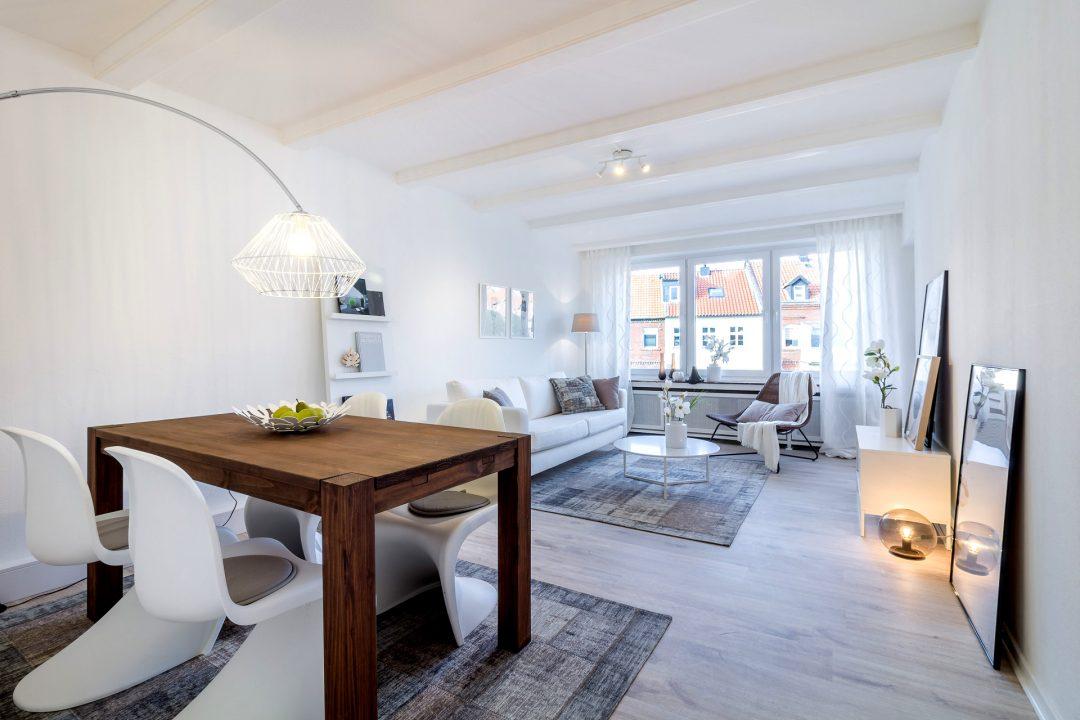 Home Staging für Investor
