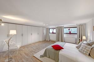Schlafzimmer - nach dem Home Staging