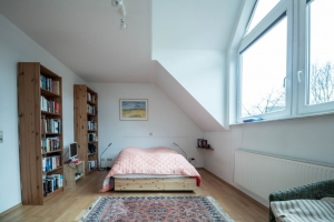 Schlafzimmer - nach Home Staging