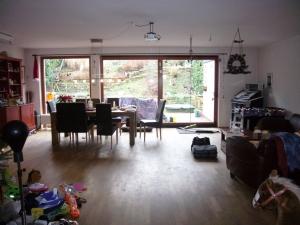 Wohnzimmer -vorher