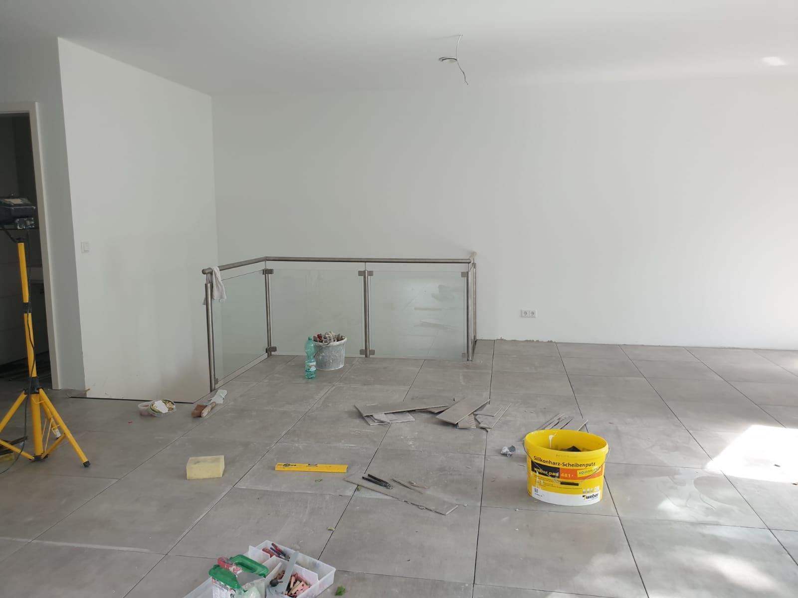 Fix und Flip in Kamen Esszimmer nachher