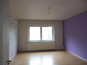 Wohn-Esszimmer vorher