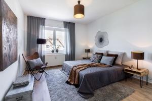 Schlafzimmer nach Home Staging