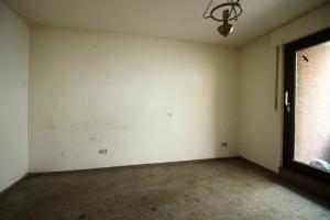 Schlafzimmer - vorher