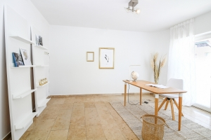 Arbeitszimmer - nach Home Staging