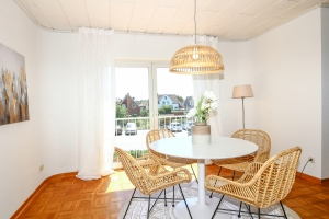 Esszimmer - nach Home Staging