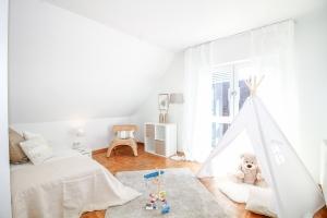 Kinderzimmer 1 - nach Home Staging