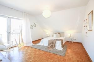 Schlafzimmer - nach Home Staging